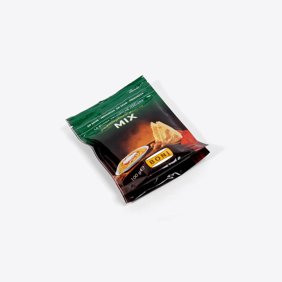 MIX Grattugiato fresco BONI da 100 gr