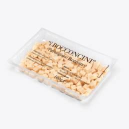 Parmigiano Reggiano BONI in bocconcini da 500 gr