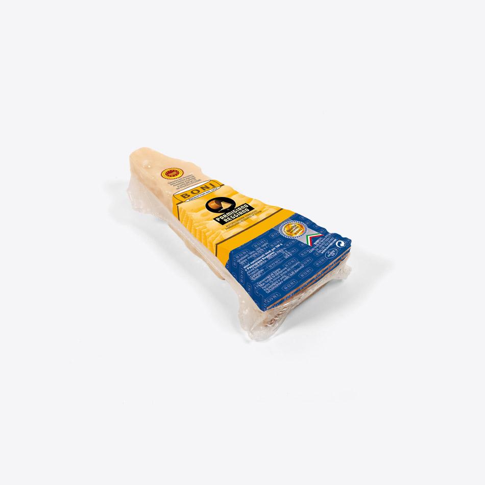Parmigiano Reggiano BONI in spicchi da 300 gr