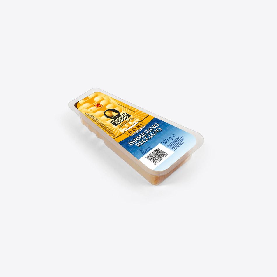 Parmigiano Reggiano BONI in spicchi 200/250/300 gr
