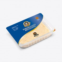 Parmigiano Reggiano BONI - Grattugiato fresco da 200 gr